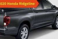 2023 Honda Ridgeline Spy Shots