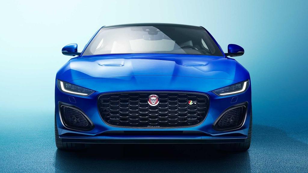 2023 Jaguar FType Engine