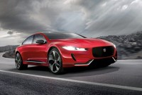2023 Jaguar XF Concept