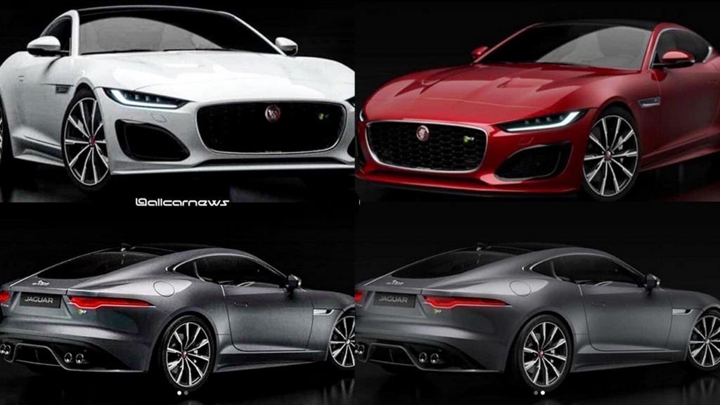 2023 Jaguar XK Interior