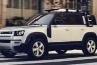 2023 Land Rover Defender Spy Photos