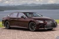 2023 Lexus LSs Release date