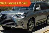 2023 Lexus LX 570 Spy Shots
