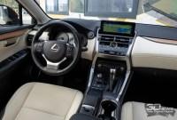 2023 Lexus NX 200t Spy Photos