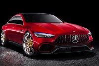 2023 Mercedes AMG GT Wallpapers