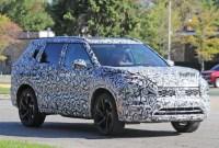 2023 Mitsubishi Outlander Interior