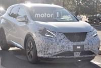 2023 Nissan Murano Spy Shots