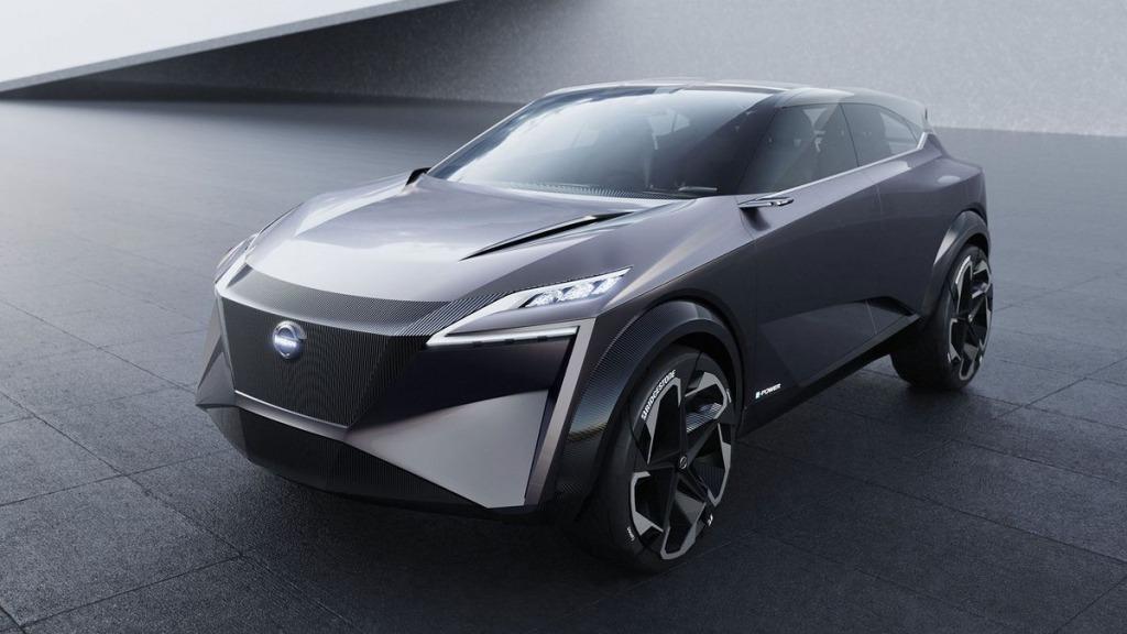 2023 Nissan Qashqai Exterior