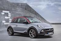 2023 Opel Adam Rocks Drivetrain