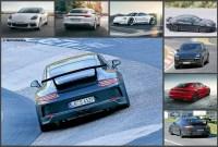 2023 Porsche 960 Drivetrain