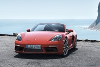 2023 Porsche Boxster s Wallpapers