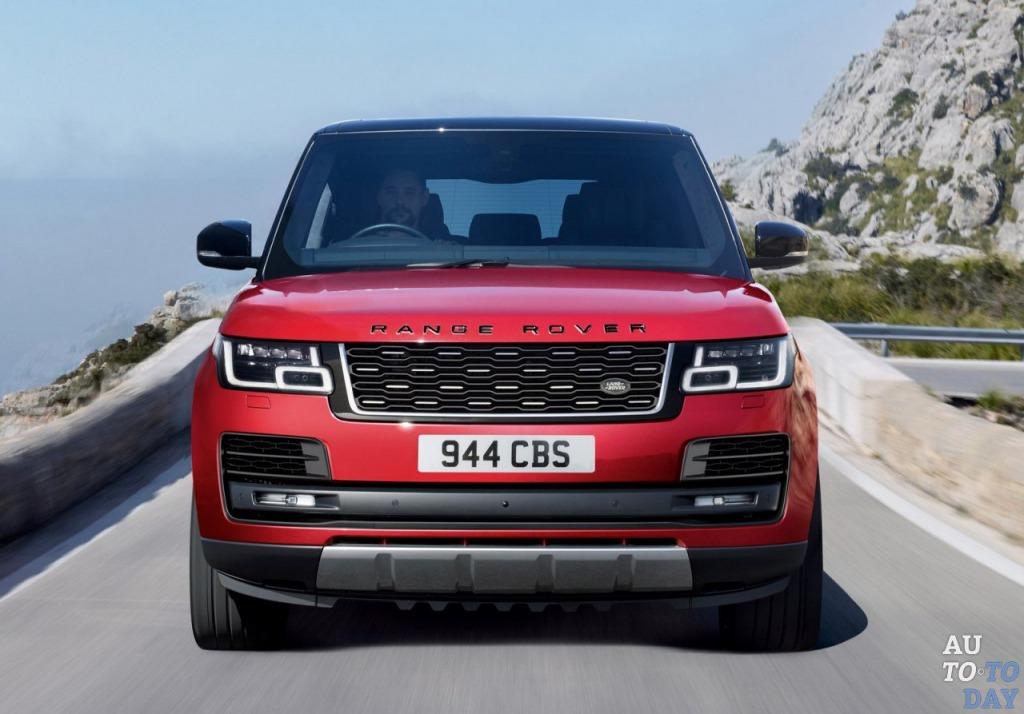 2023 Range Rover Sport Images