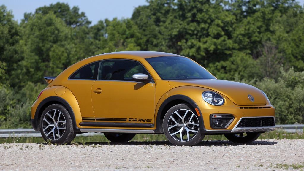 2023 Volkswagen Beetle Dune Wallpapers