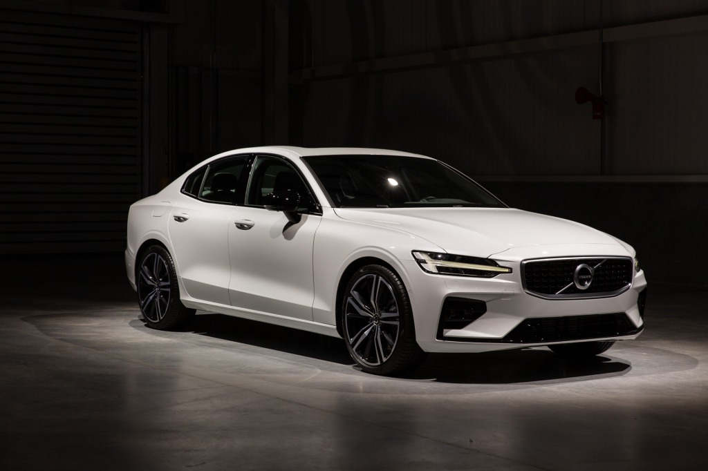 2023 Volvo S60 Powertrain