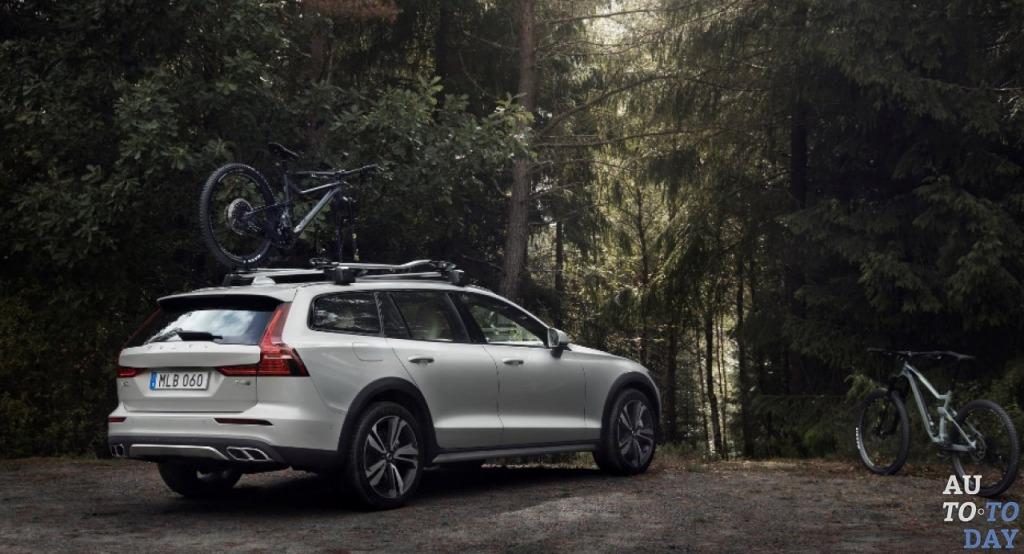 2023 Volvo Xc70 Wagon Spy Photos