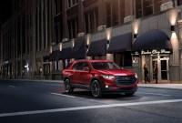 2023 Chevrolet Traverses Drivetrain