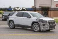 2023 Chevrolet Traverses Redesign