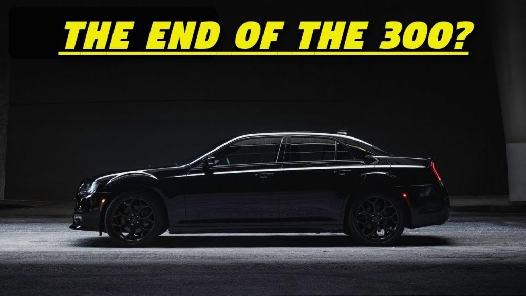 2023 Chrysler 300 Wallpaper