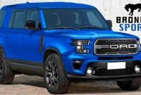 2023 Ford Bronco Wallpaper