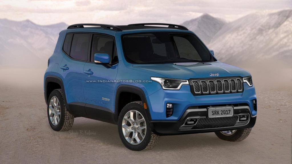 2023 Jeep Renegade Price