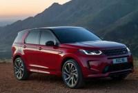 2023 Land Rover LR4 Specs