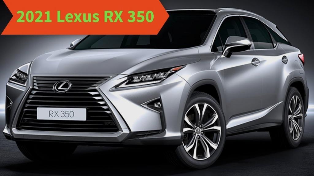 2023 Lexus RX 350 Concept