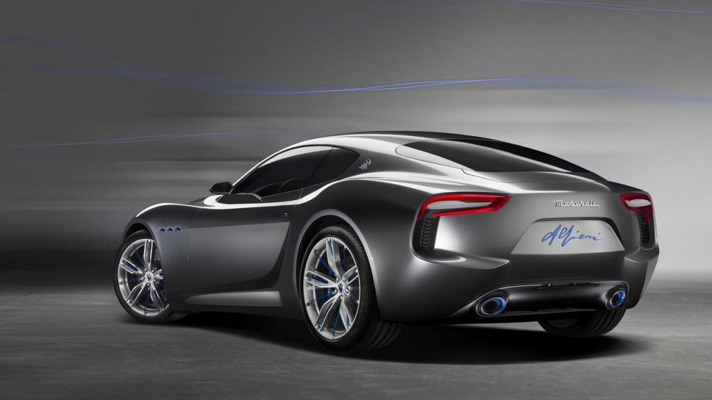 2023 Maserati Alfieris Interior