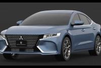2023 Mitsubishi Galant Spy Shots