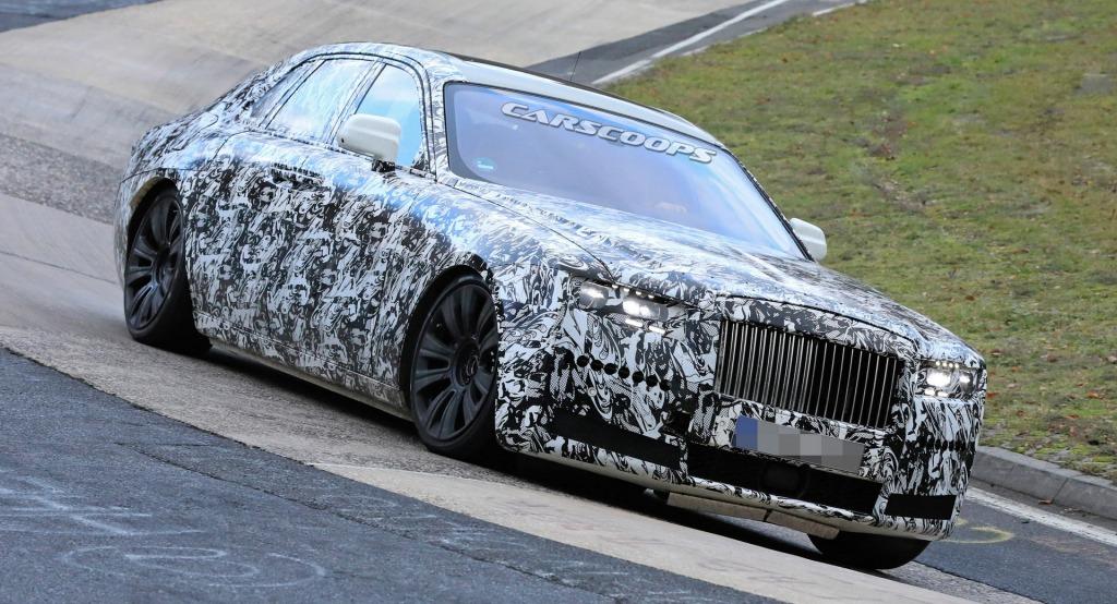 2023 Rolls Royce Phantoms Specs