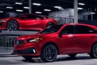 2022 Acura MDX Release Date