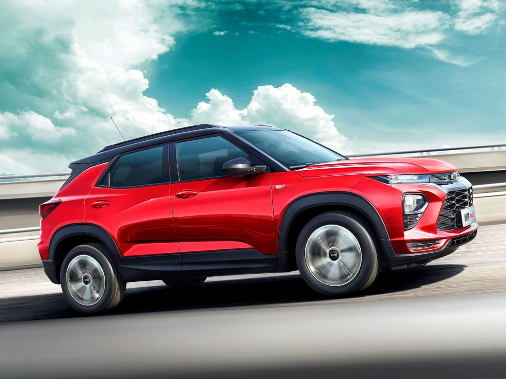 2022 Chevrolet Trailblazer Images
