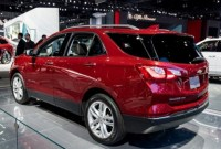 2022 Chevy Equinox Drivetrain