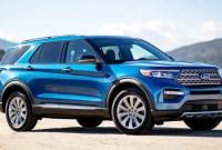 2022 Ford Explorer Powertrain