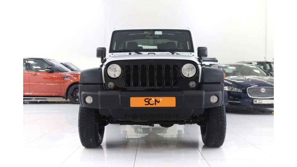 2022 Jeep Wrangler Exterior