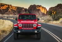 2022 Jeep Wrangler Wallpapers