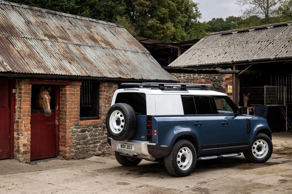 2022 Land Rover Defender Redesign