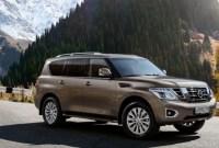 2022 Nissan Patrol Exterior