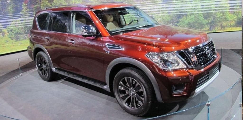 2022 Nissan Patrol Specs