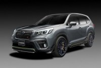 2022 Subaru Forester Images