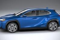 Lexus UX SUV 2023 Exterior