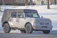 2023 Ford Bronco Images