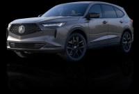 2023 Acura MDX Specs