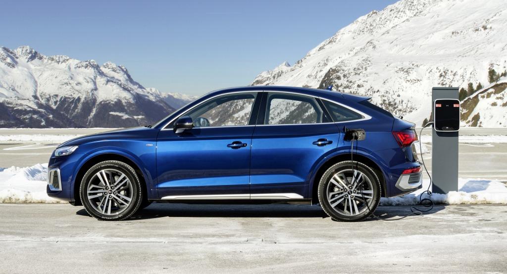 2023 Audi Q5 Engine