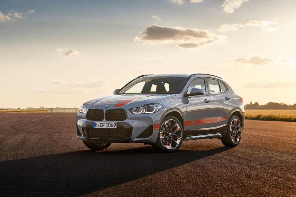 2023 BMW X2 Exterior