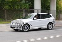 2023 BMW X3 Spy Shots