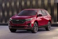 2023 Chevrolet Equinox Interior