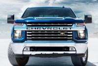 2023 Chevy Silverado HD Engine