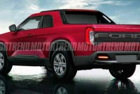 2023 Ford Courier Price