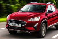 2023 Ford Courier Redesign