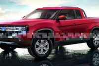 2023 Ford Courier Release date